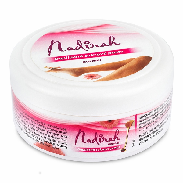 Cukrová pasta Nadirah 245ml