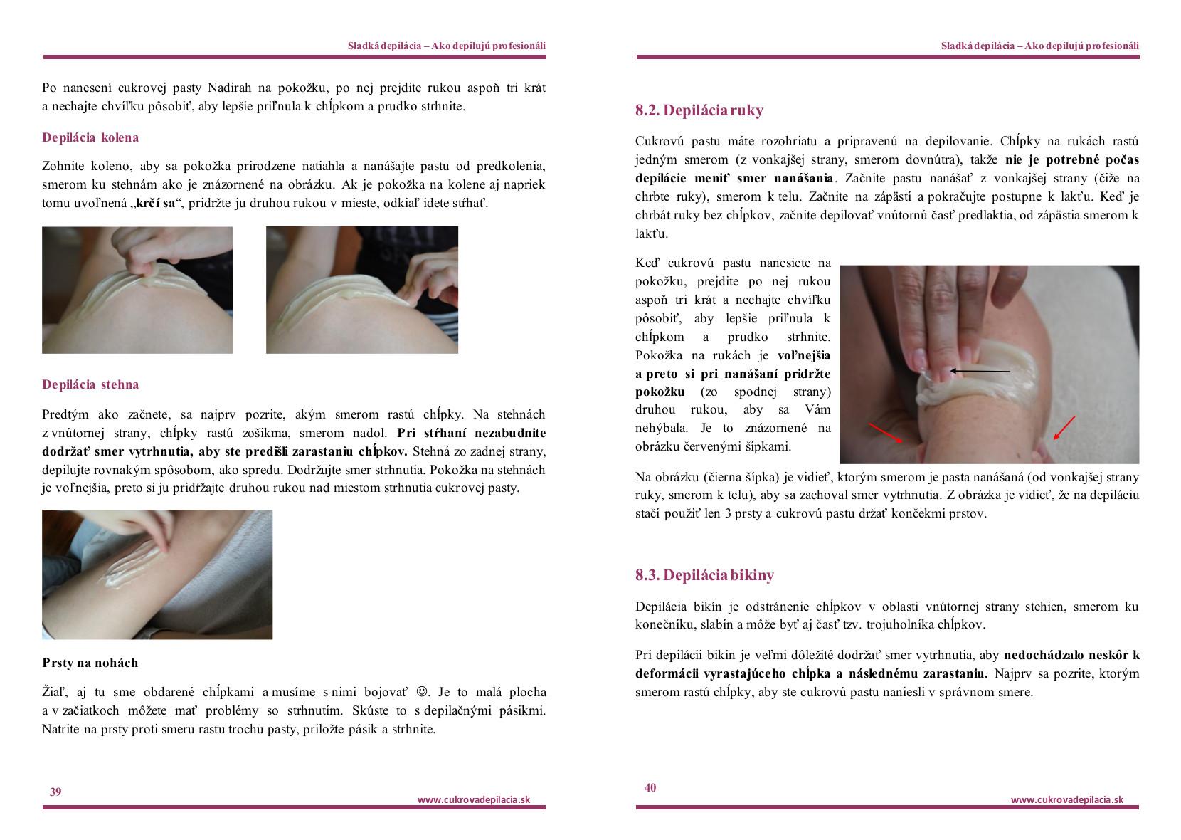 ukážka-ebook-cukrová-depilácia-depilácia