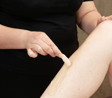 technika špachtľou cukrová pasta