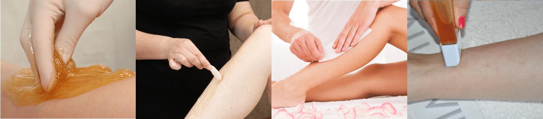 Techniky depilácie cukrová depilácia